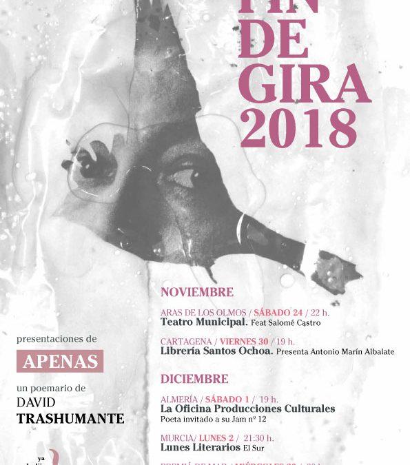 """""""APENAS"""" FIN DE GIRA 2018"""
