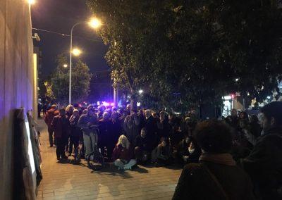 CIEs Calle Zapadores (València)