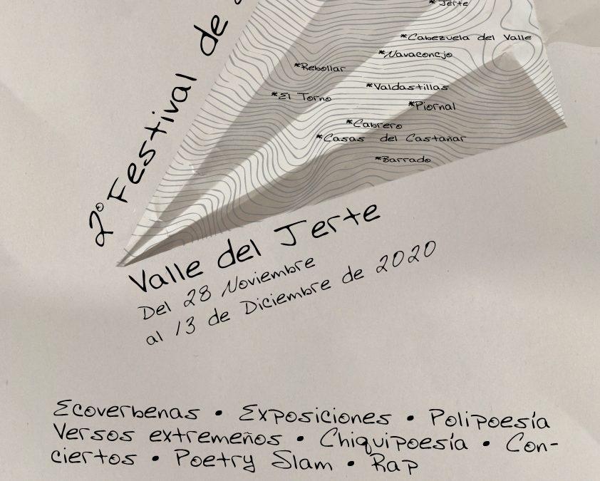 2º FESTIVAL DE ECOPOESÍA VALLE DEL JERTE 2020