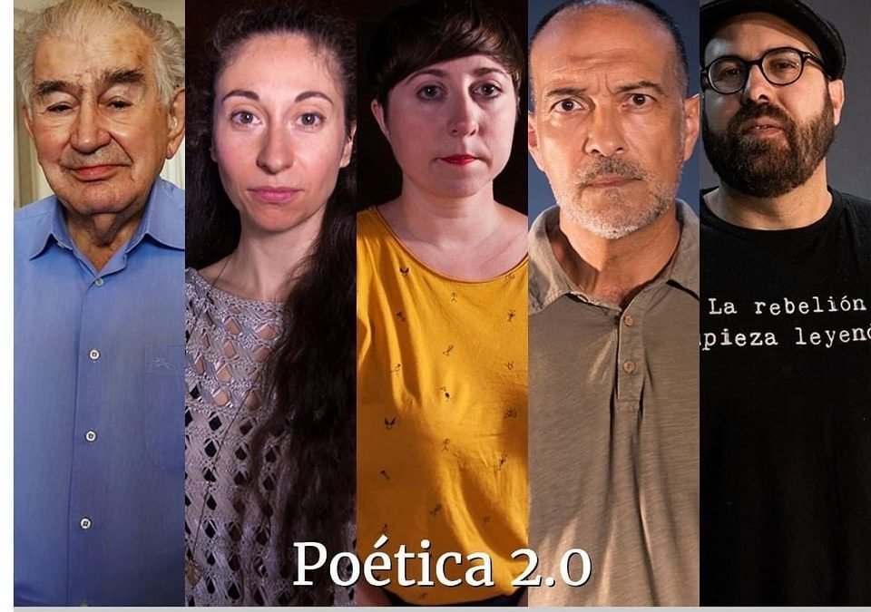 VIDEOANTOLOGÍA DE POESÍA CONTEMPORÁNEA POÉTICA 2.0